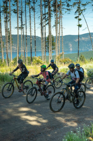 youth summer mtb camp