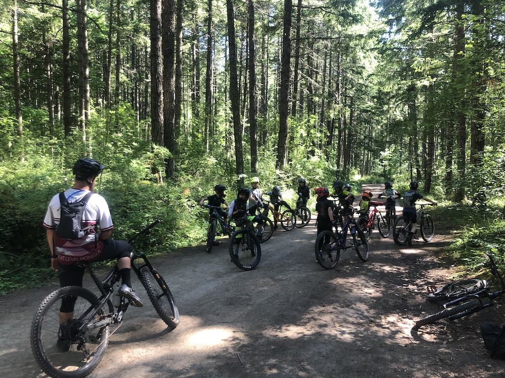 Kids MTB Rides and Lessons